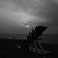 宍道湖夕日Ⅱ